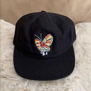 Supreme Gonz Butterfly SnapBack (black)